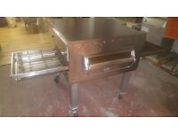 Electric 20 inch marshall pizza oven with new motor and fully service done