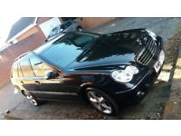 Mercedes-Benz C180 Kompressor Advantgarde SE Automatic Full Leather Seat