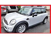 (£0 Tax 33800 Miles) -- 2013 Mini Hatch 1.6 TD Cooper D (Chili) - DIESEL Cheap on Fuel - Mini Cooper