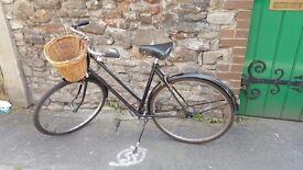Rudge Whitworth Ladies Vintage Bicycle