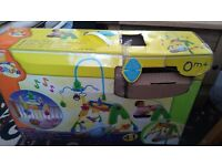 4 in 1 baby activity centre