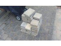 40 Block paving stones