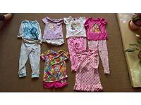 girls pjs age 6-7 years