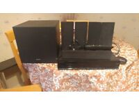 Sony Blu-Ray 5.1 home cinema system BVD-E280