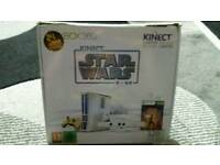 Star wars xbox 360 with 1 game