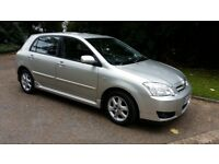 2006 Toyota Corolla 2.0 D-4D T3 5dr Fully HPI Clear Service History @07725982426 @