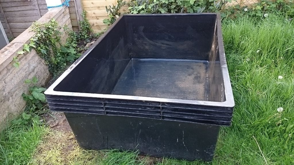 Garden Plastic Laguna Large Pond Fish Holding Tank Rigid Pond In Northolt London Gumtree