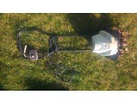 Garden Soil Cultivator / Rotavator 750W garden Gear