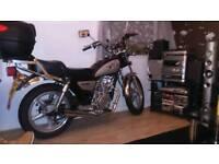 Haotian motorbike ht 125/8