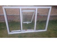 UPVC window 1570(W) x 1000(H)