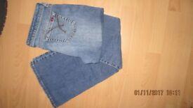 womens jeans BIG STAR size 29WL33