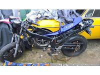 Hyosung Gt 125 Parts Job Lot Price Reduced