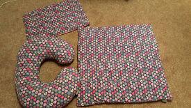 Breastfeeding pillow, pillow, duvet