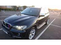BMW X5 E70 3.0D I DRIVE LOADS OF EXTRAS WELL LOOKED AFTER POSS P/X