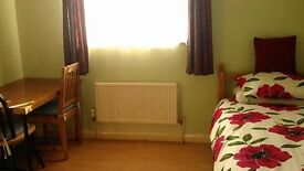 Single Very Spacious Available from 1st April - Free Wifi & Include ALL BILLS