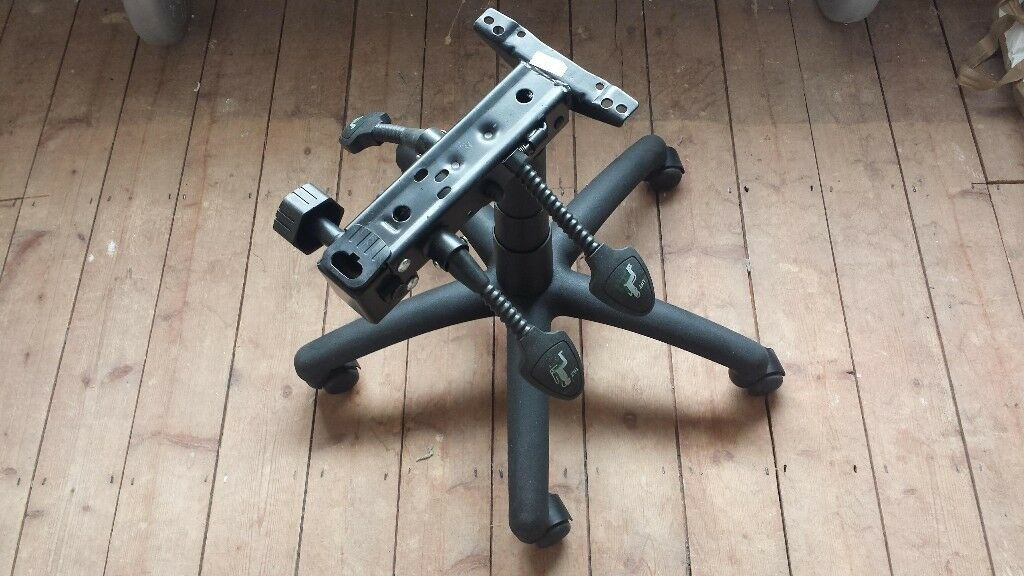 New 3 Lever Replacement Office Chair Base Plate Mechanism