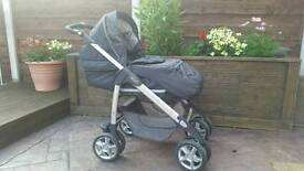 Silver cross 3way pram