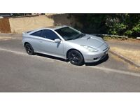 Toyota celica 1.8 11 month mot. Only 75000 miles