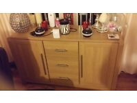 Sideboard and tv unit for sale will have to pick up from bonnyrigg