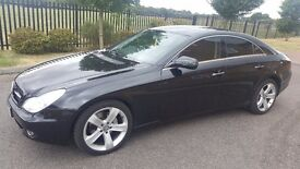 2009 MERCEDES CLS 320D FACELIFT 7G-TRONIC FULLY LOADED, REVERSE CAMERA atc.
