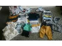 3-6 boys clothes bundle next adidas