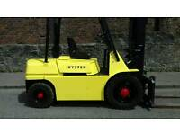 Hyster 2.5 tonne fork lift
