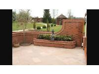 Fencing, Bricklaying and Patio services