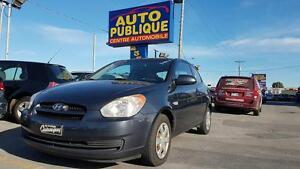 Hyundai Accent GS 2007 / AUTOMAIQUE/ AC/ GROUPE ÉLECTRIQUE