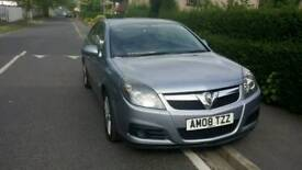 2008 vauxhall vectra automatic 1.9 Sri diesel 150 bhp powerful vehicle