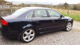 Audi a4 3.0 tdi quattro s-line only 69k