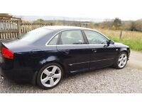 Audi a4 3.0 tdi quattro s-line only 69k