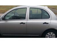Spair's or repairs Nissan micra 1.1 petrol
