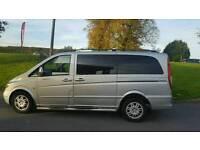 Mercedes Vito 220 CDI Automatic 8 Seater Mini Bus/Mpv