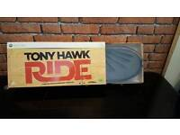 XBOX 360 Tony Hawk's ride with game