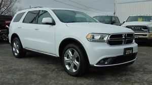 2014 Dodge Durango LIMITED AWD - CLEAN CARPROOF