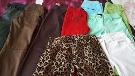 Woman's trousers size M,S in great condition