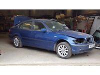 Wanted Damaged E46 BMW