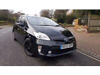 TOYOTA PRIUS T3 NICE CLEAN CAR ONE OWNER FROM NEW COMPANY CAR VERY WELL MAINTAINED UK CAR HPI CLEAR