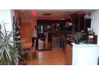 Double room with to let in very modern luxury apartment