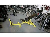 HAMMER STRENGTH ADJUSTABLE BENCH REFURBISHED. Commercial Gym Equipment