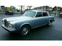 1977 Rolls royce silver shadow 2