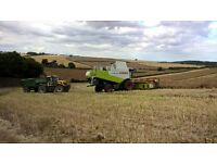 Experienced tractor driver / general farm worker required in the Driffield area.