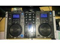 Gemini cdm 3600 cd dexs cash or swop