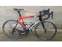 Cervelo S2 Full Carbon 105 Race bike Frame size 58