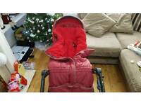 Jane trider pushchair