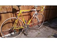"""### vintage Falcon Banana retro racer ### 22"""" bike for sale (all original parts and decals)"""