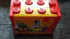 Genuine LEGO 10405 new & sealed Classic bricks in storage tub