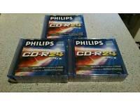 Philips CD-R24 Mini CDR pack.