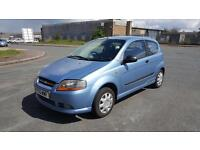 Cheverlot Kalos 1.2 2006 only done 60000 miles 1 year MOT