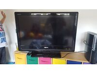 32 inch hdmi free view tv needs remote